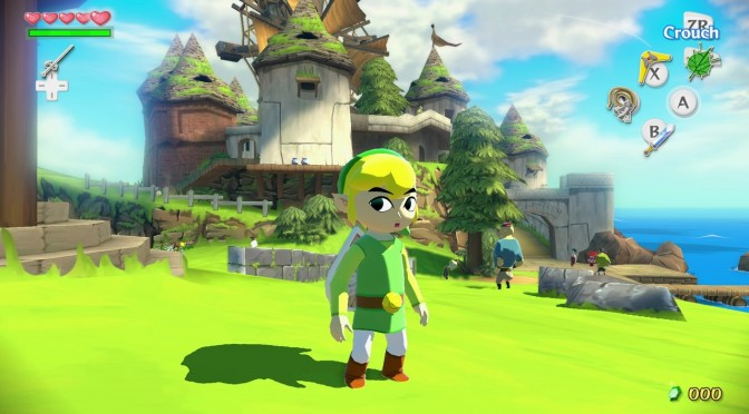 Here Is What Zelda: Wind Waker In First Person With Oculus Rift Support Looks Like