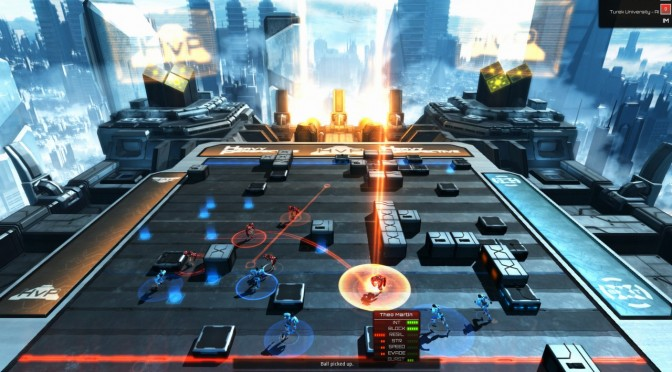 Frozen Endzone – Available Today On Steam Via Early Access