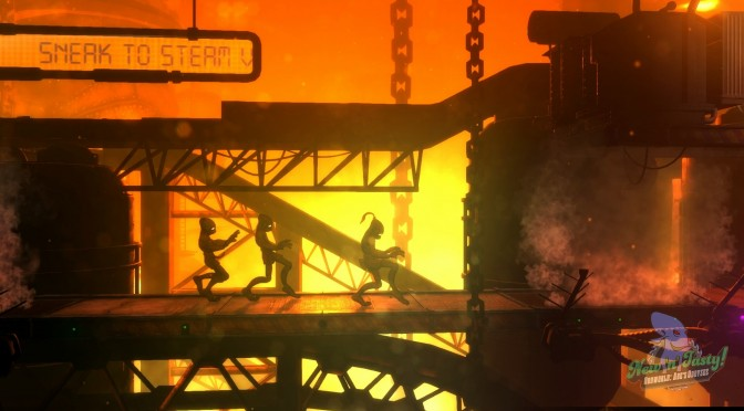 Homeworld Remastered Collection & Oddworld: New 'n' Tasty Are Now Available