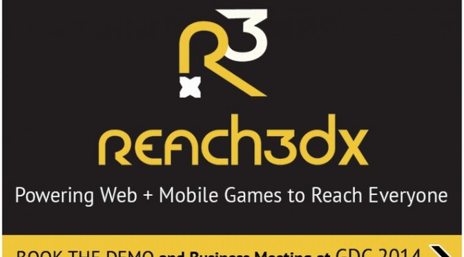 Reach3dx Game Engine Announced – New Game Engine From The Creators Of Gamebryo