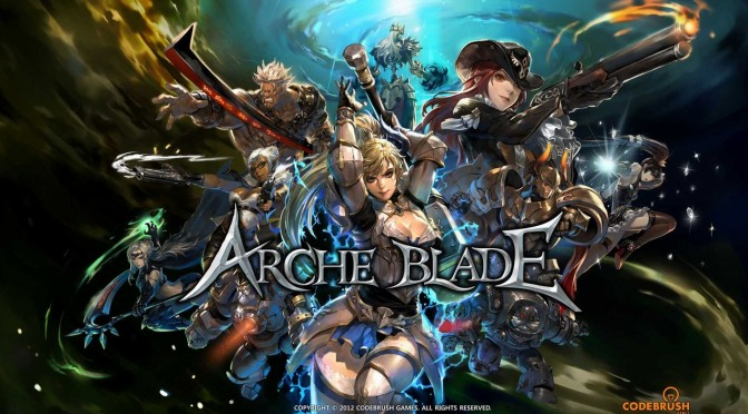 ArcheBlade – Free-To-Play MOBA/FPS 3D Hybrid Powered By Unreal Engine – Is Now Available