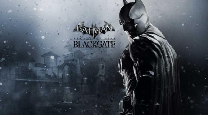 Batman: Arkham Origins Blackgate – Deluxe Edition – Now Available