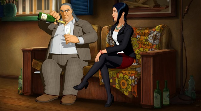 Broken Sword: The Serpent's Curse – Episode Two Releases Today