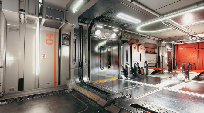Deus Ex: Human Revolution In Unreal Engine 4: Map Available For