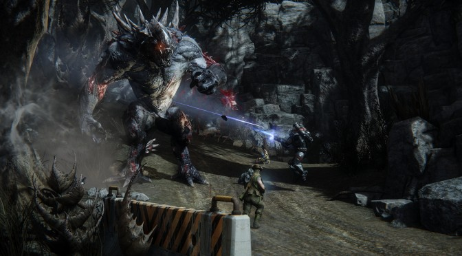 Evolve Gets A New Set Of PAX East Screenshots