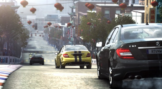 GRID: Autosport – First Gameplay Videos Show Touring Cars & Street Racing Events