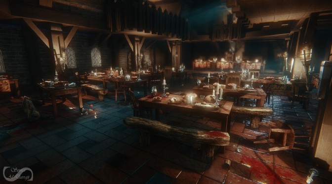 Game Of Thrones' Red Wedding Environment Recreated In CRYENGINE