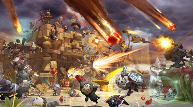 """Free-To-Play """"Happy Wars"""" Is Coming To The PC Later This Year"""