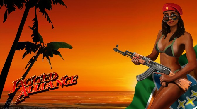 Jagged Alliance: Flashback – Now Available On Steam For PC, Mac & Linux