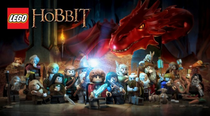 LEGO The Hobbit Releases April 11th, Gets A Launch Trailer