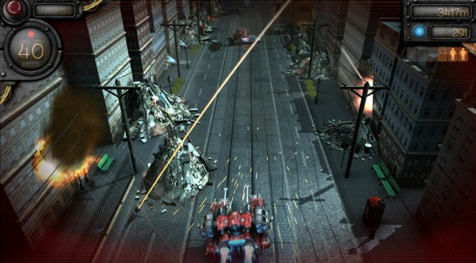 MechRunner Announced – New High-octane Action Game – Coming This Summer
