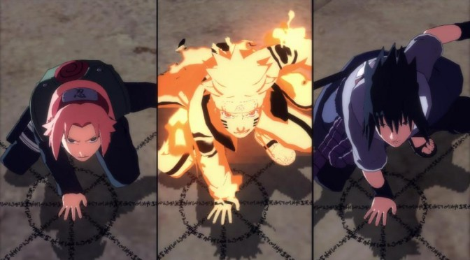 Naruto Storm 3 Full Burst Sold 'Well Enough' – Next Naruto Game Will Appear On PC