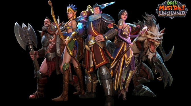 Orcs Must Die! Unchained – Closed Beta Launches June 27th