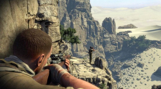 Rebellion confirms that the next Sniper Elite game is currently under development