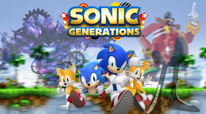 Motion Blur Done Right – Sonic Generations Looks Super Smooth At 30FPS Thanks To Post-Edit Effect