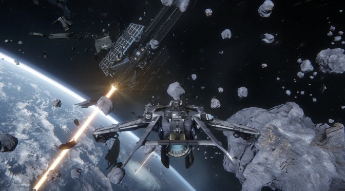 Star Citizen's Dogfighting Module – Arena Commander – Now Available