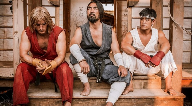 Street Fighter: Assassin's Fist – Live Action Web Series – Now Available