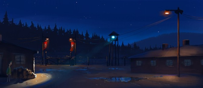 The Breakout – Point-and-click Adventure Inspired by LucasArts Titles – Gets a Kickstarter Campaign