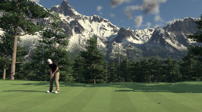 The Golf Club Is Now Available