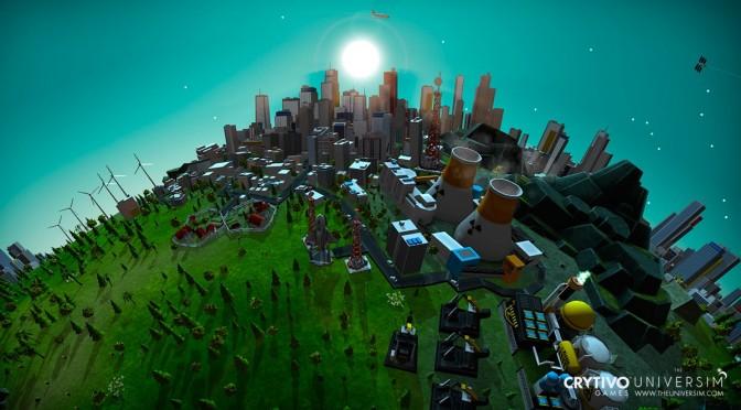 Kickstarter Launched For The Universim; Next Generation Planet Management God Title