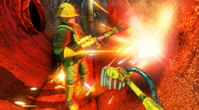 Viscera Cleanup Detail On Steam, Become A Space-station Janitor, Blends Doom 3 With Dead Space