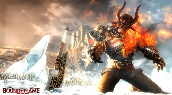 Bound by Flame Gets Launch Trailer