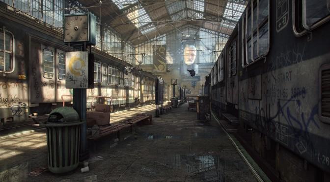 Half Life 2 Fan-Made Remake – Unreal Engine 3 Versus Unreal Engine 4 Comparison