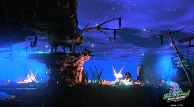 New Oddworld: New 'n' Tasty Screenshots Released