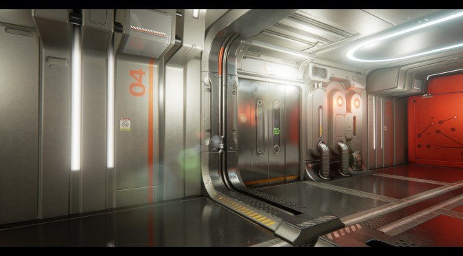 Deus Ex: Human Revolution Looks Stunning In Unreal Engine 4, Shows Amazing Reflections & Metal Surfaces