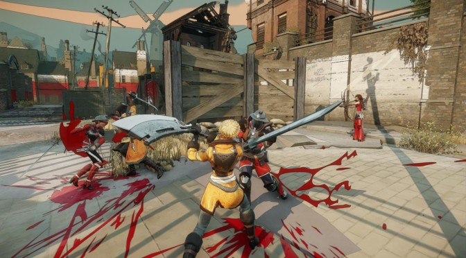 Battlecry Announced – 32-player Multiplayer Free-To-Play Action Combat Title
