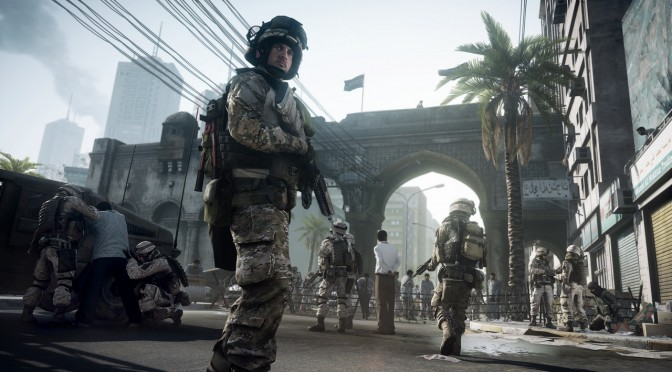Battlefield 3 header screenshot