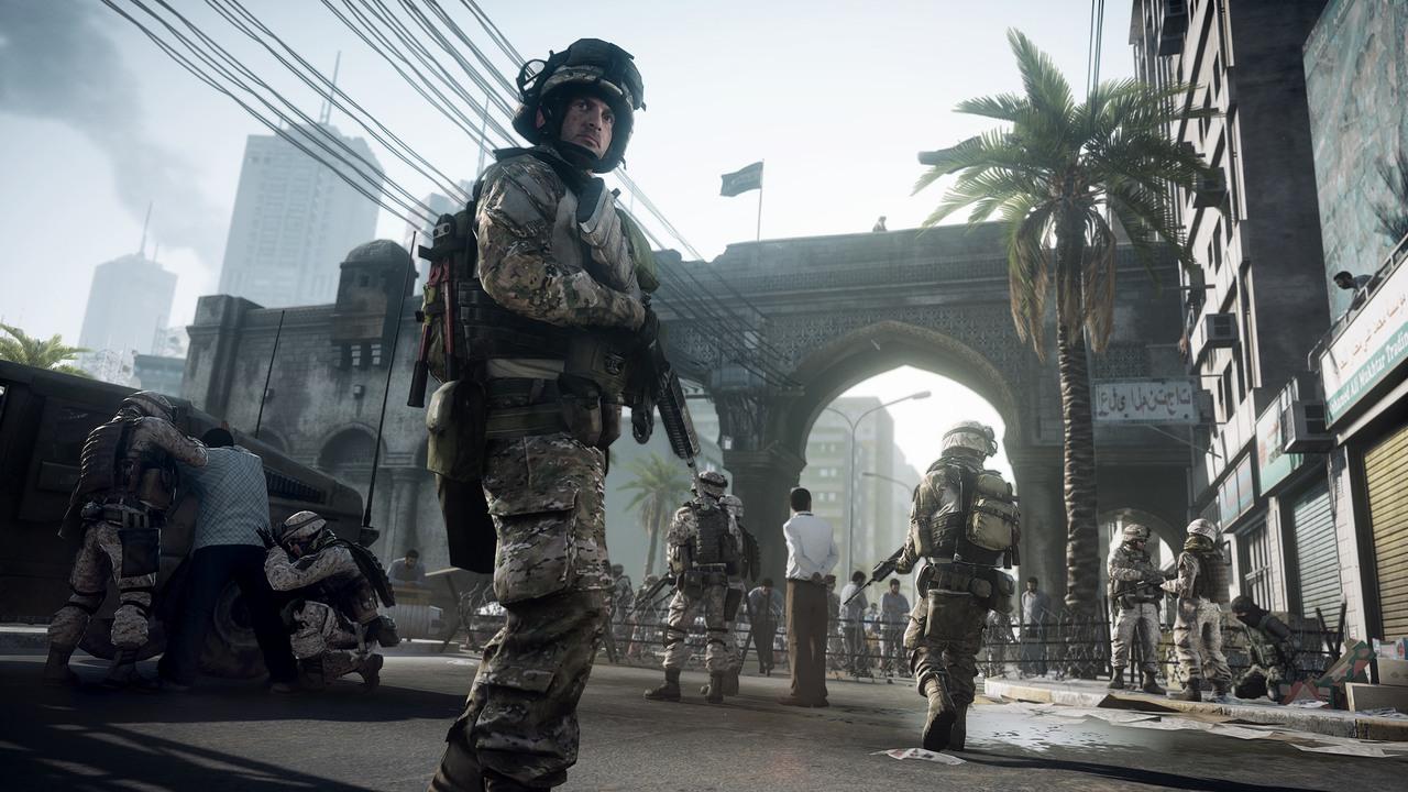 Battlefield 3 header screenshot