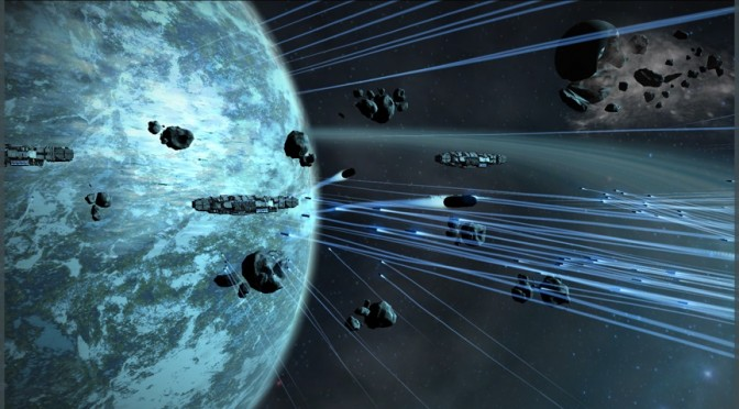 Contact Vector – Space Real-time Strategy – Public Demo Available
