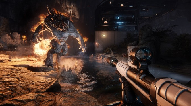 Evolve Releases This October, Gets New Screenshots