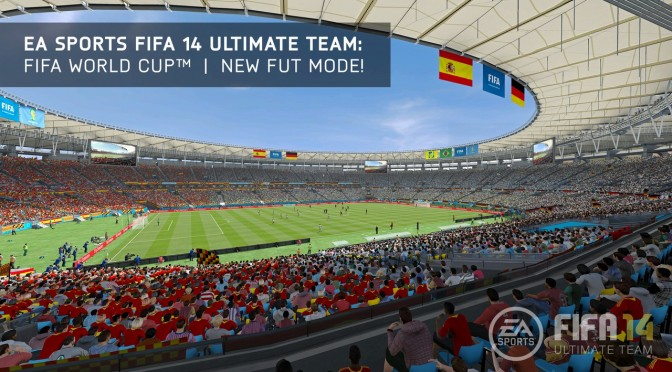 FIFA 14 Ultimate Team: World Cup – Comes To FIFA 14 As A Free Update