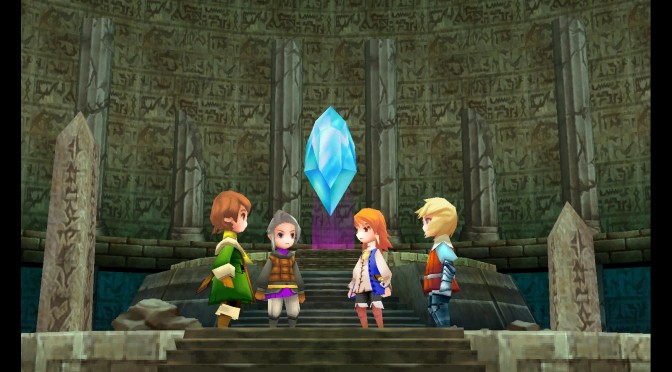 Final Fantasy III – Now Available On Steam