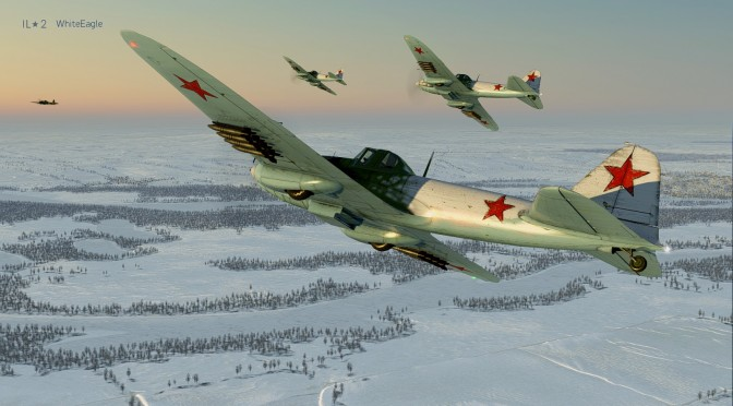 IL-2 Sturmovik: Battle of Stalingrad Is Now Available