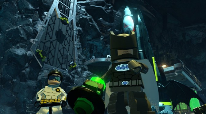 LEGO Batman 3: Beyond Gotham – Batman of the Future Character Pack Now Available