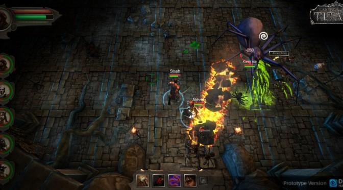 Lanista Wars: Titans – Single/co-op Survival RPG – Kickstarter Campaign Launched