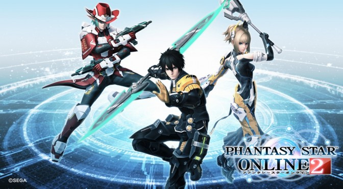 Phantasy Star Online 2 is coming to the PC on May 27th, will be free to play