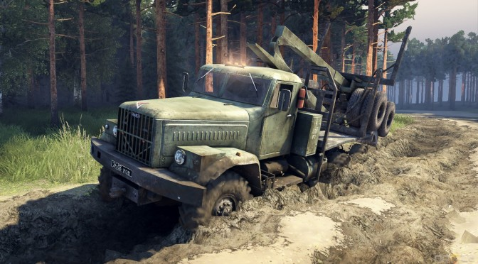 Spintires patch 1.3.3 adds dynamic weather, brand new audio system, brings graphical improvements & more