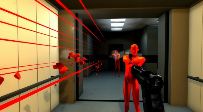 Superhot is now free on Epic Games Store for the next 24 hours