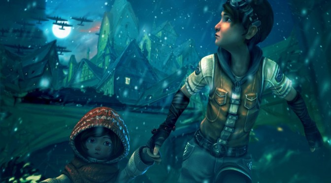 Silence – The Whispered World 2 – Tech Video Shows Creation Of 3D Scenes From 2D Paintings