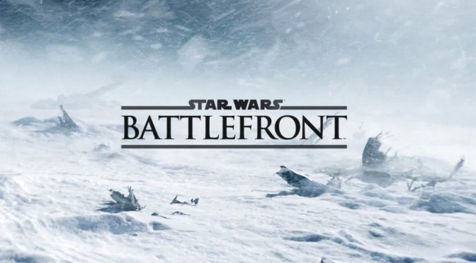 Star Wars: Battlefront Will Officially Debut at Star Wars Celebration Event next Month