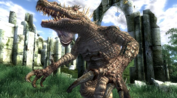 The Elder Scrolls IV: Oblivion gets a new 2020 HD Texture Pack, available for download