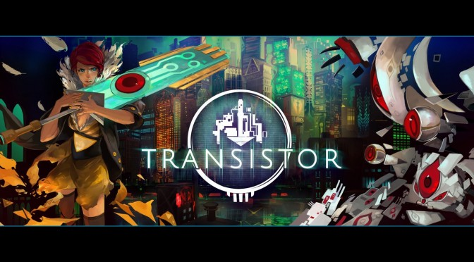Transistor is currently free on Epic Store, World of Goo coming 2nd May