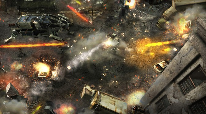World War Machine – Post-Human Isometric 3D Action RPG – IndieGoGo Campaign Launched