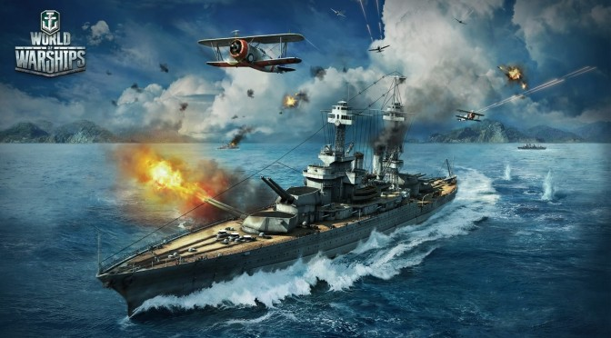 Update 0.9.1 for World of Warships adds six new British heavy cruisers & new Ranked Battles Season