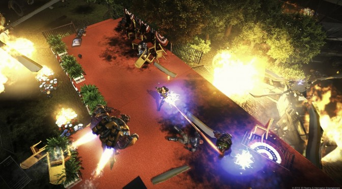 3D Realms' Bombshell Gets New Gameplay Trailer