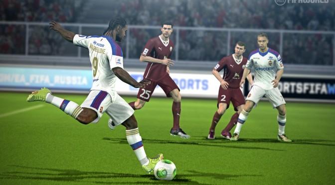 FIFA WORLD – New Trailer Shows Off New Gameplay Engine + New Screenshots